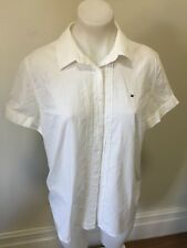 SZ 14 L TOMMY HILFIGER SHIRT TOP  *BUY FIVE OR MORE ITEMS GET FREE POST