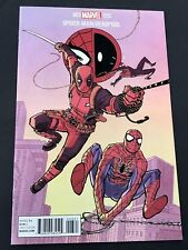 Spider-Man Deadpool #3 Cliff Chiang 1:25 Variant Edition 1st Print Nm