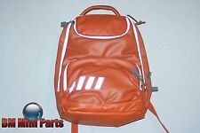 BMW KIDS BACK PACK ORANGE 80222147354