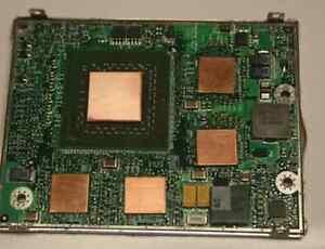 Alienware D900t M7700 D9t Video Card Thermal Copper Shim Mod 7800 7900 GTX 6800