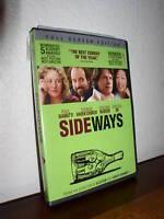 Sideways (DVD, 2005, Full Screen)