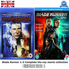 Blade Runner Series 1-2 Complete movie collection - Blade Runner New UK Blu-ray