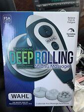 THERAPEUTIC DEEP ROLLING SHIATSU MACHINE