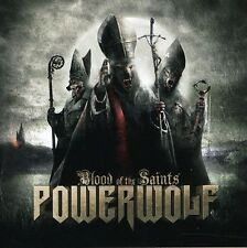 Powerwolf - Blood of the Saints [New CD]