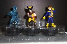 Wolverine And The X-men Heroclix Tab App 3-pack Cyclops Iceman New No Package