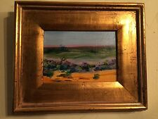TX ESTATE HILL COUNTRY WEST TEXAS  OIL PAINTING PAT CRENSHAW
