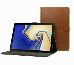 """New Leather Case Cover For Samsung Galaxy Tab A 10.1"""" S6 Lite S5e 10.5"""" A7 10.4"""""""
