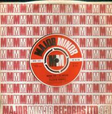 "7"" Malcolm Roberts/Where Did I Go Wrong (UK)"