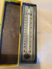 Vintage Eastman Kodak Tank And Tray Thermometer Film Developing in Original Box
