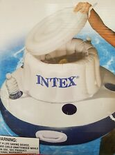 NEW INFLATABLE INTEX MEGA CHILL STORES UP TO 24 12 OZ CANS FOR POOL OR LAKE