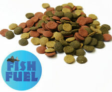 Fish Fuel Mini Mixed Wafers 5kg - Bottom Feeding - Tropical Fish - Pleco