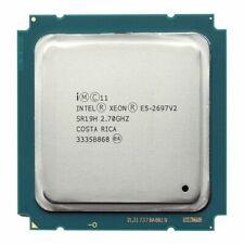 Intel Xeon E5-2697 v2 - 2.70GHz 12 Core LGA2011 X79 R620 / DL360p G8/ Gaming CPU