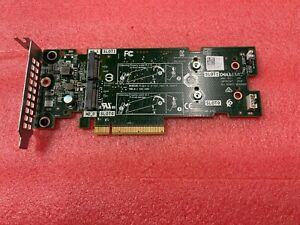 Dell PCIE TO M.2 BOSS Adapter Card BOOT OPTIMIZED Storage Adapter Card 61F54