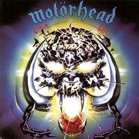 MOTÖRHEAD Overkill CD BRAND NEW Bonus Tracks Motorhead