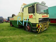 Truck Photos  ERF  EC M175MBA  RECOVERY TRUCK YORKSHIRE RIDER