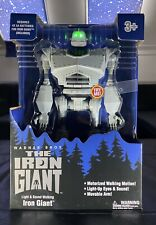 "Iron Giant Light & Sound Walking Robot 12"" Walmart Exclusive"