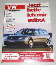 Reparaturanleitung VW Passat B5 3B + B5 GP 3BG, Baujahre 1997 - 2005