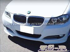 09-11 BMW Front Bumper Splitter Lip for E90 LCI 318i 320i 328i 335i Paint White