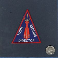 AIM-4 FALCON Missile USAF F-102 F-106 F-89 Fighter Squadron Hughes Weapon Patch