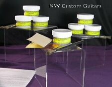 Guitar Shielding Paint Kit - Simple Easy to Use - Requires NO Drilling NO Lugs!!