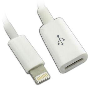 F09 1m Light ninng Kabel Ladekabel Datenkabel Verlängerungskabel für iPad iPhone