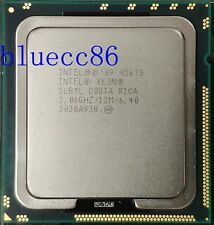 Intel Xeon X5675 SLBYL 3.06GHZ 12MB 6.4GT/s LGA 1366 Six-Core CPU Processors