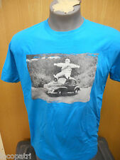 Mens Licensed Michelin Tires Shirt New L