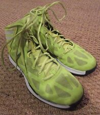 Adidas Crazy Shadow 2 Art # Q33388 Men's Basketball Shoes Size 10.5 Volt