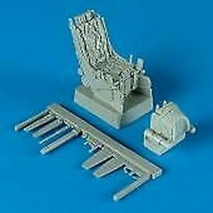 QUICKBOOST 1/32 SU27 EJECTION SEAT W/SAFETY BELTS FOR TSM (D) 32004