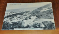 Hong Kong 1910 Era Postcard The HIll-side Hongkong - M. Sternberg publisher NR!