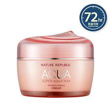 [Nature Republic] Super Aqua Max Moisture Watery Cream 80ml