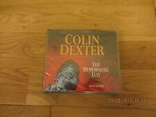 COLIN DEXTER THE REMORSEFUL DAY CD AUDIO BRAND NEW AND SEALED KEVIN WHATELY