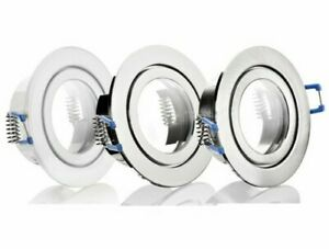 Spot Damp Areas Recessed Spotlight IP44 Mounting Frame Bathroom Light Bath
