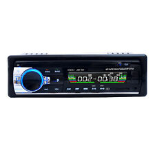 Hands-free Multifunction Autoradio Car Radio Bluetooth Audio Stereo In Dash FM