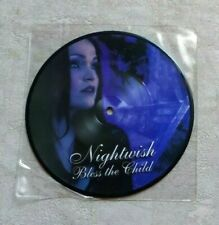 "VINYLE 45T 7"" PICTURE NIGHTWISH ""BLESS THE CHILD"" 2002 EDITION LIMITE NEUF"