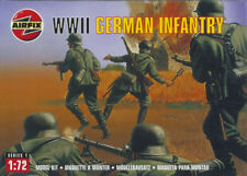 Airfix 1/72 (20mm) WWII German Infantry