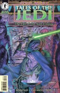 STAR WARS: TALES OF THE JEDI - FALL OF THE SITH EMPIRE #3 (Of 5) - Back Issue