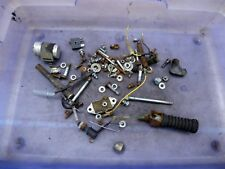 1980 Yamaha DT100 Enduro Y685. misc bike bolts