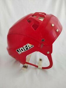 Jofa vintage helmet, Red