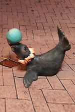 Large Bethany Lowe Amazing Halloween Spooktacular Seal by Virgie Lightfoot