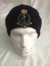Royal Army Medical Corps - RAMC - Woolly Turn Up Hat / Beanie British Army Units