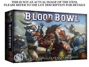 Warhammer Blood Bowl starter set Units new on sprue - Multilisting