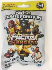 KRE-O Transformers Micro-Changers Mystery Pack (A2200) Collection 4 NIP Hasbro