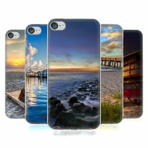 CELEBRATE LIFE GALLERY BEACHES 2 SOFT GEL CASE FOR APPLE iPOD TOUCH MP3