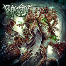 "PATHOLOGY ""Pathology"" death metal CD"
