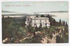 """Corfu,Greece,""""Achilleion"""",Villa Imperiale,c.1909"""