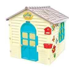 Kinderhaus Spielhaus Kinderspielhaus Gartenhaus Kinderspielzeug Kind 122x120x120