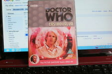 Doctor Who: Castrovalva   DVD (Region 2 & 4) ABSOLUTE MINT!! dispatch  24 hrs!