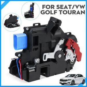 Right Front Car Door Lock Actuator Mechanism For VW Golf MK5 Jetta Mk3 Touareg