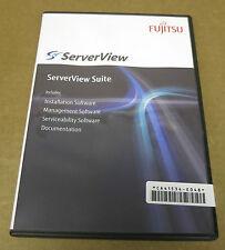 Fujitsu ServerView Suite DVD Management Serviceability S26361-F1767-V358